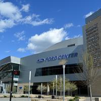The Ford Center in Evansville, Indiana
