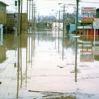 Flood of 1982 in Fort Wayne, Indiana