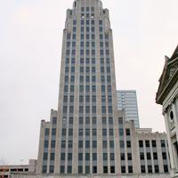 Lincoln Bank Tower Center in Fort Wayne, Indiana