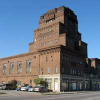 Knights of Columbus Building in Gary, Indiana
