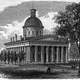 The Third Indiana Statehouse in Indiana from 1835 to 1877