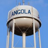 Angola Water Tower in Indiana