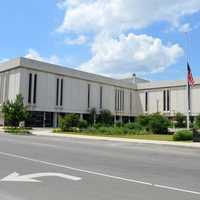 Delaware County Courthouse in Muncie, Indiana