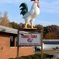 Family Table Restaurant in Attica, Indiana