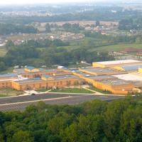 Looking at Fishers High School, Indiana