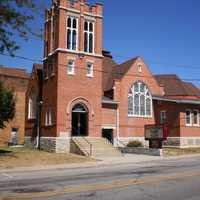 Montpelier First Baptist Church, Indiana