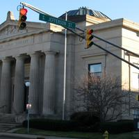 Muncie Public Library's Carnegie Library