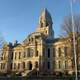 Old Kosciusko County Courthouse in Warsaw, Indiana
