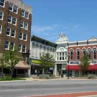 Shelbyville Commercial Historic District in Indiana