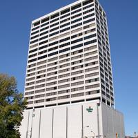 The Chase Tower, the tallest in South Bend