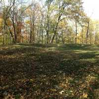 Big Bear Mound at Effigy Mounds, Iowa