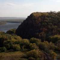 Scenic View at Effigy Mounds, Iowa