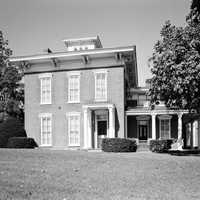 Rensselaer Russell House in 1973 in Waterloo, Iowa