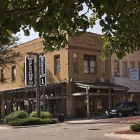 Downtown Tourist Attraction in Dodge City, Kansas