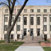 Finney County Courthouse in Garden City, Kansas