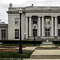 Kentucky Governors Mansion in Frankfort
