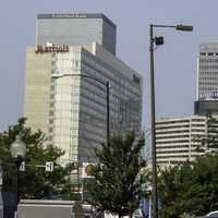 Buildings and Hotels in Louisville, Kentucky