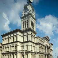 Louisville City Hall in Kentucky