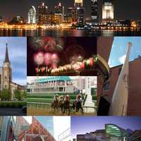 Louisville Montage in Kentucky