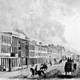View of Main Street Louisville in 1846 in Kentucky