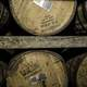 Big Barrels of Buffalo Trace Distillery Whiskey, Kentucky