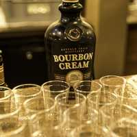 Bourbon Whiskey Cream tasting at Buffalo Trace Distillery