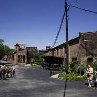Buildings and Campus of Buffalo Trace Distillery, Kentucky