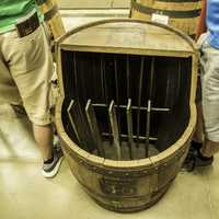 Flavor Sticks in the Barrel at Maker's Mark