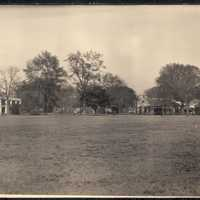 Louisiana State University in 1909 in Baton Rouge