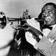 Louis Armstrong, famous Jazz Player from New Orleans, Louisiana