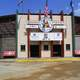 The Entrance to Bringhurst Field in Alexandria, Louisiana