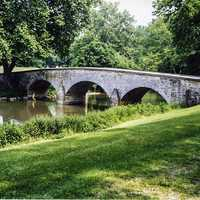 Burnside's Bridge at Antietam Battlefield, Maryland