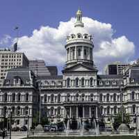 Baltimore City Hall, Maryland