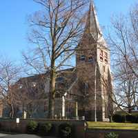 Church Building in Saint Michaels, Maryland
