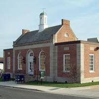Hyattsville Post Office building in Maryland