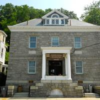 Town Hall in Port Deposit, Maryland