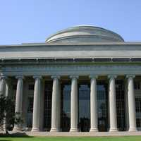 Building from Massachusetts Institute of Technology, Boston, Massachusetts