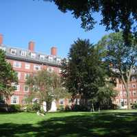 Eliot House at Harvard University, Cambridge, Massachusetts