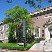 Fogg Museum at Harvard University, Cambridge, Massachusetts