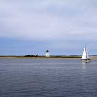 Faro Cape Cod in Massachusetts landscape