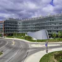 A. Alfred Taubman Biomedical Science Research Building in Ann Arbor, Michigan