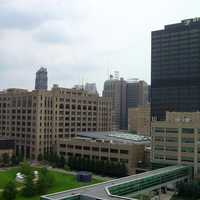 DTE Energy Headquarters in Detroit, Michigan
