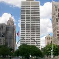 One Woodward Avenue in Detroit, Michigan