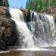 Lower Falls at Gooseberry Falls State Park, Minnesota