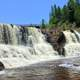 Upper Falls at Gooseberry Falls State Park, Minnesota