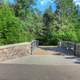 Bridge to the source at lake Itasca state park, Minnesota