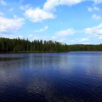 Whale Lake -- Long View at Eagle Mountain, Minnesota