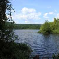 Whale Lake at Eagle Mountain, Minnesota