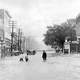 April 16, 1921 flood on Town Creek in Jackson, Mississippi