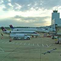 Jackson-Evers International Airport in Jackson, Mississippi